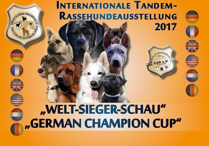 All Star Dog Show & Bundes Sieger Schau 2017