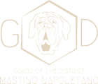 Mastino Guard of the district Logo